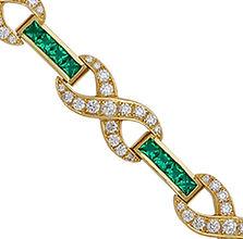 Emerald, Pendants, necklaces, rings, earrings, Diamonds, 18kt Gold, Fine jewelry,