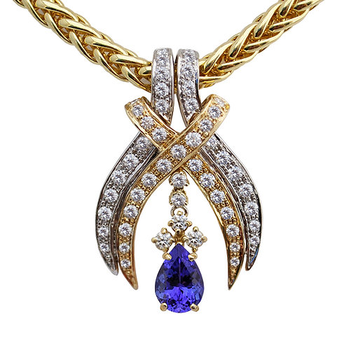 Crown Jewels Tanzanite