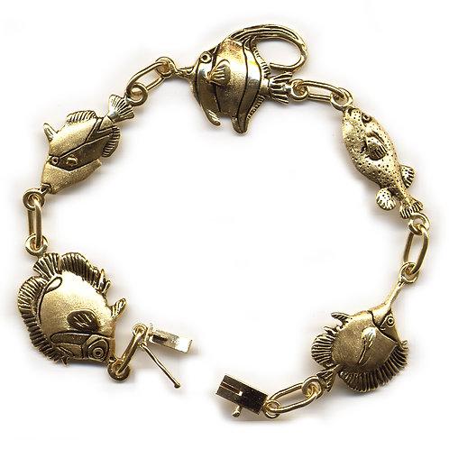 Hawaiian Snorkel Bracelet