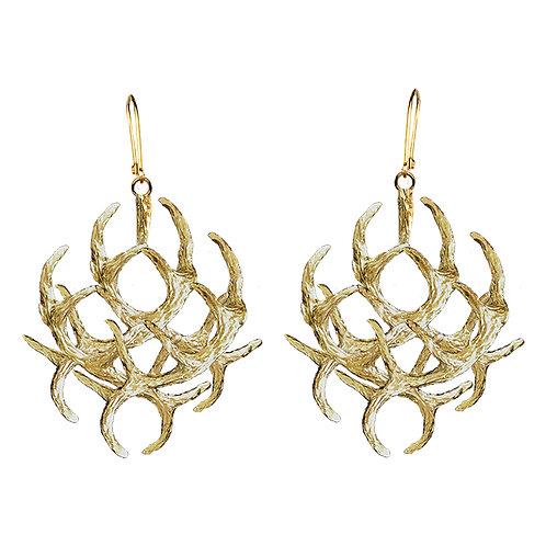 Antler Chandelier Earrings