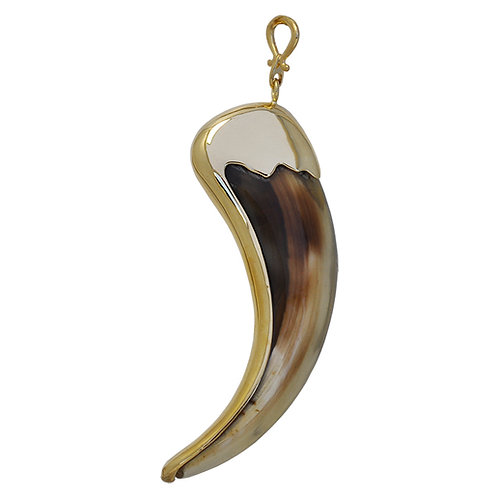 Grizzly Claw Pendant