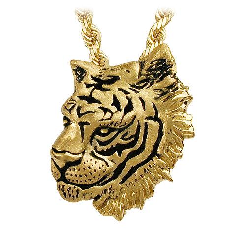 Tiger Bust Profile