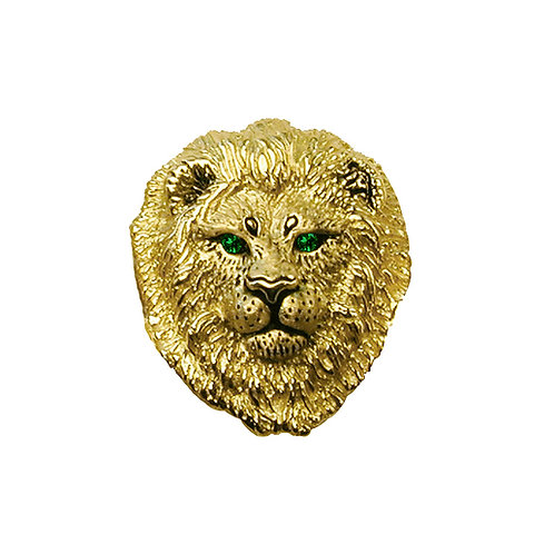 Regal Lion Pendant