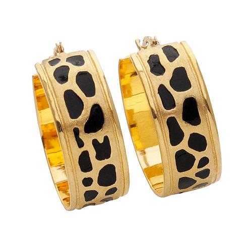Giraffe Cuff Earrings