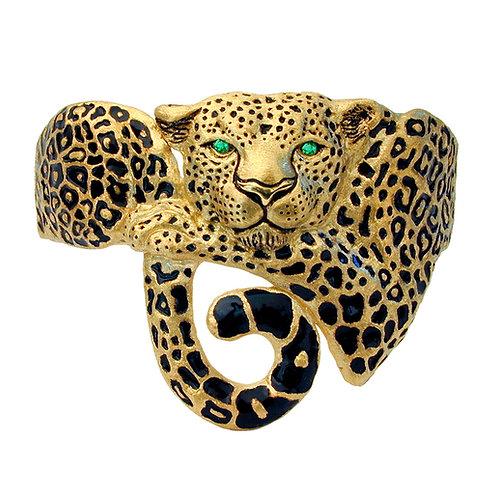 Leopard Confidence Bracelet