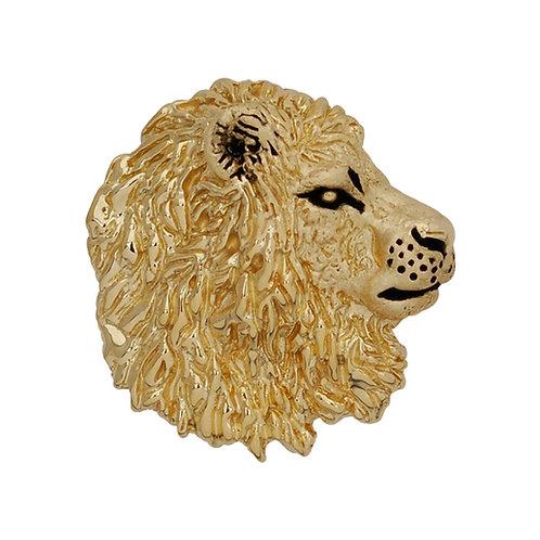 Lion Profile Pendant