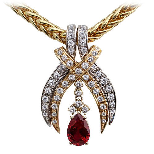 Crown Jewels Ruby