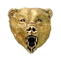 Bear, Pendants, necklaces, rings, earrings, 18kt gold, Fine Jewelry