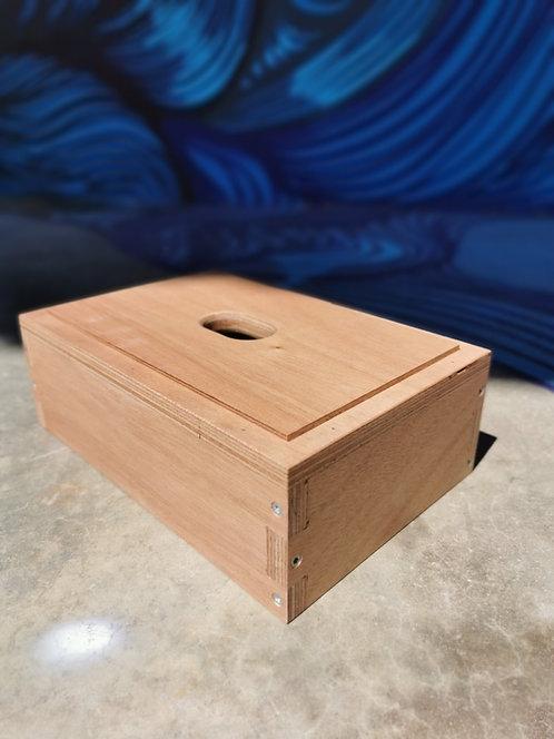 Cubes 15x20 OKOUME