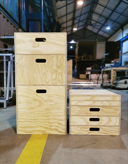 Cubes 50x50