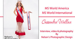 Part 1 Nelsen's interview with our own Cassandra Wallace - MS World America & MS World International