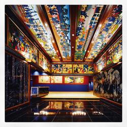Soirée pour l'hôtel Gajoen Tokyo