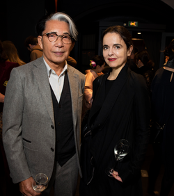Kenzo Takada & Amelie Nothomb