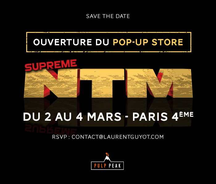 NTM le Pop-Up Store