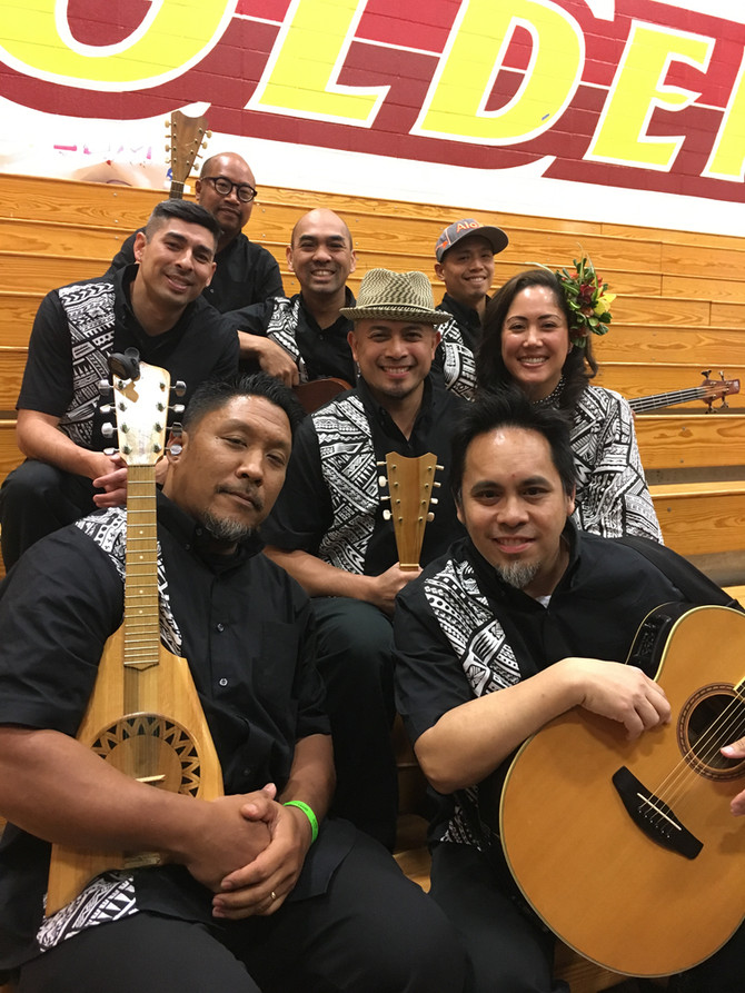 Kiki Raina Tahiti Fete 2017