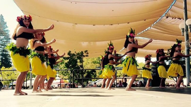 Sacramento Aloha Festival 2016