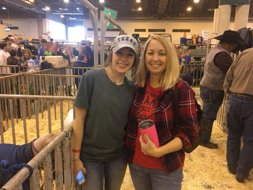 DSHS FFA Houston Stockshow