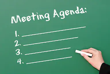 May Meeting - New Teams & Draft Schedules