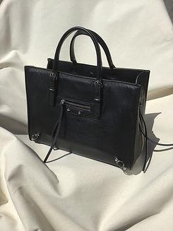 Balenciaga Handbag. Leathergoods Restoration. Leatherwork. Slow Fashion.