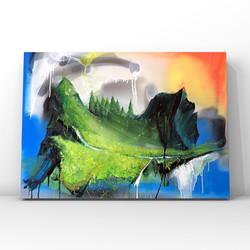 Detached Landscape No.13