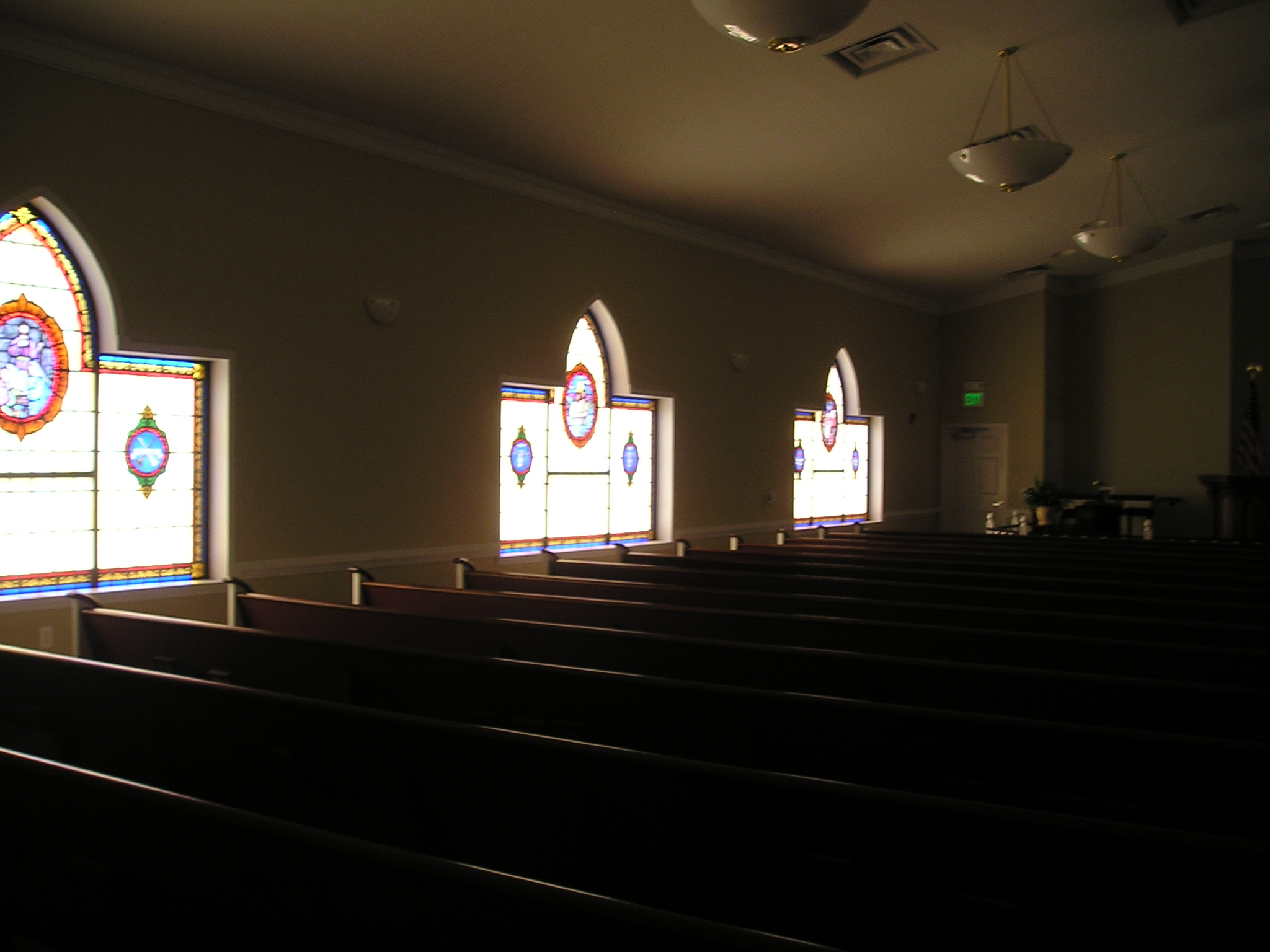 Stovall Church