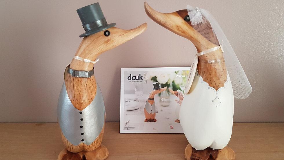 Bride & Groom DCUK Ducklings