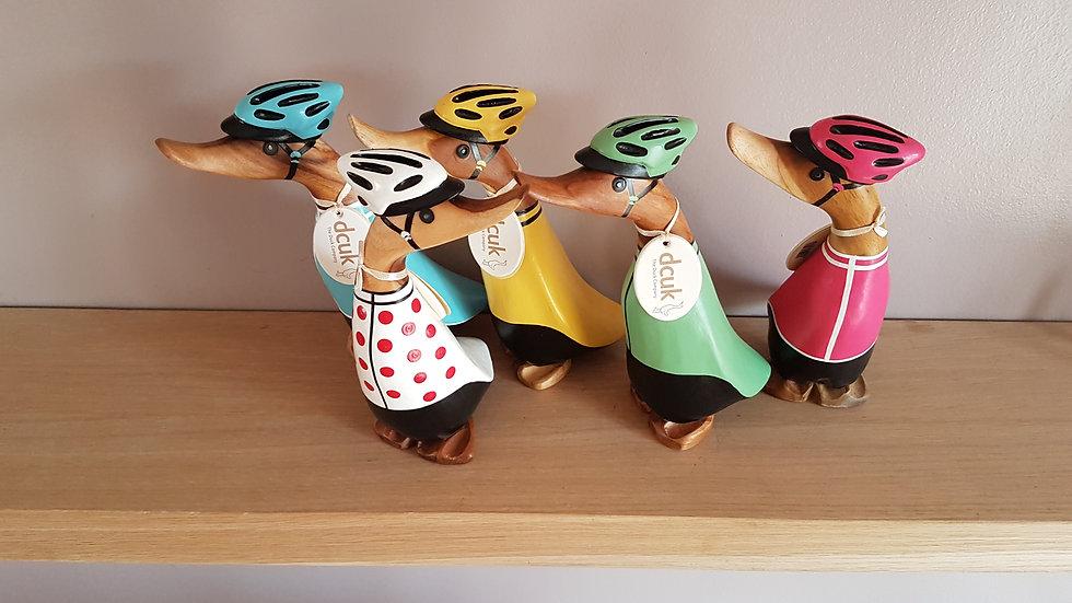 DCUK Cycling Ducks