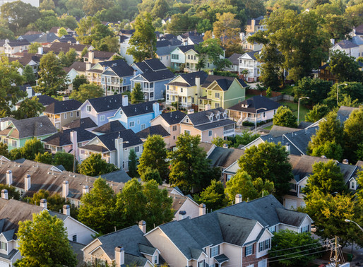 Green Finance Institute prepares the ground for sustainable housing