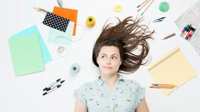 איך ללמוד כשלא מתחשק - התעלמו מהמחשבות