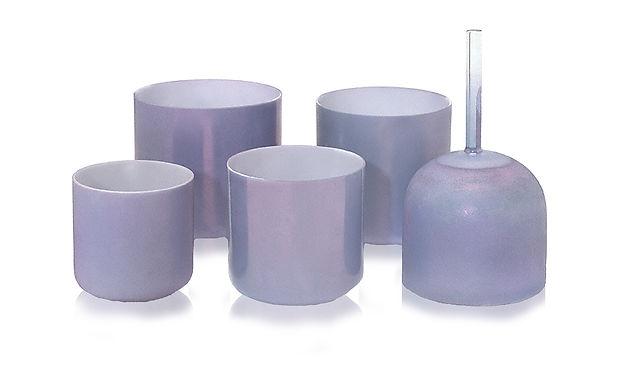 Ocean Indium Alchemy Crystal Singing Bowl