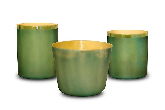 Ocean Gold White Gold Alchemy Crystal Singing Bowl