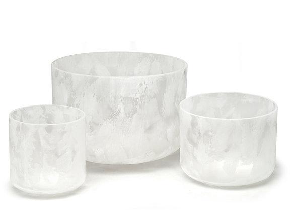 Azeztulite Alchemy Crystal Singing Bowl