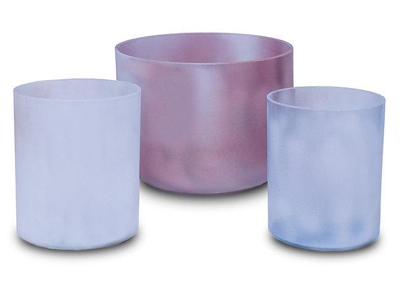 Blue Moonstone Alchemy Crystal Singing Bowl