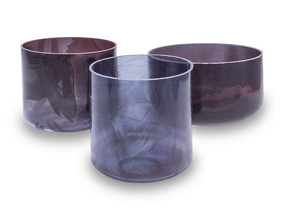 Pink Tourmaline Alchemy Crystal Singing Bowl