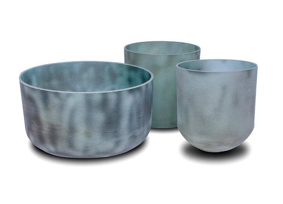 Malachite Alchemy Crystal Singing Bowl