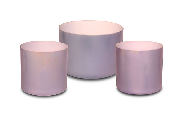 Violet Indium Sky Alchemy Crystal Singing Bowl