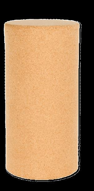 Spare cork roll