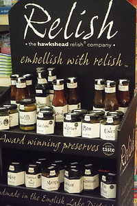 An example of one of the local Suppliers that we stock in store