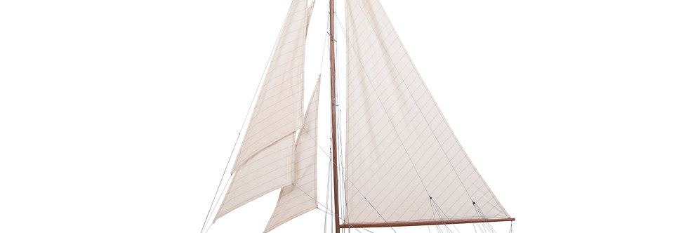 Shamrock Yacht