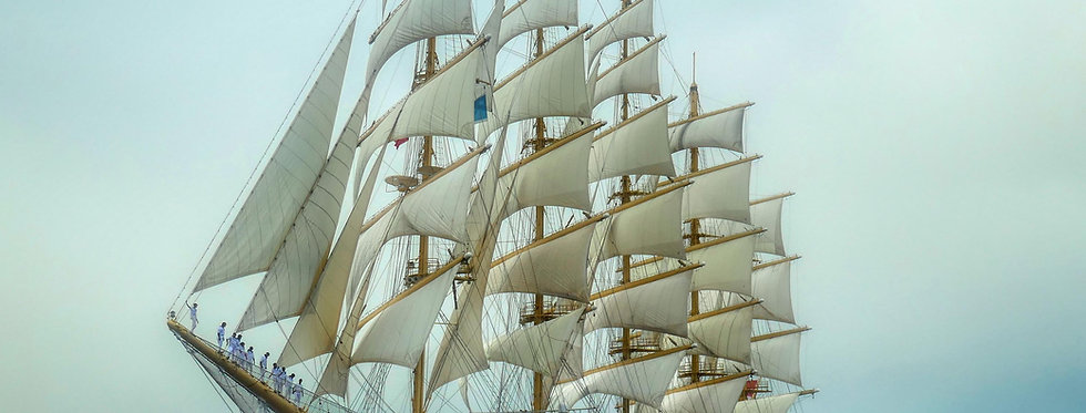 The Royal Clipper
