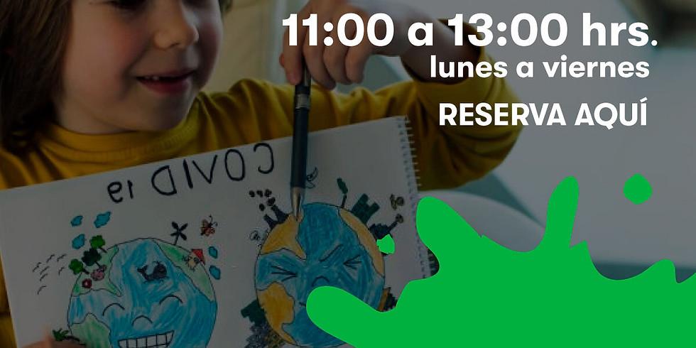 Aventura semanal - 11:00 a 13:00 hrs.