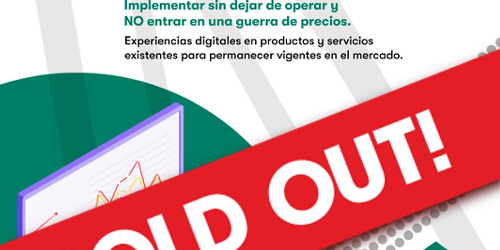 User Experience + Tu organización (Sabatino)