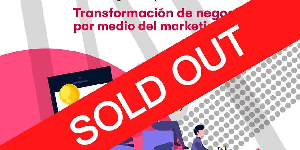 Transformación de negocios por medio de marketing digital