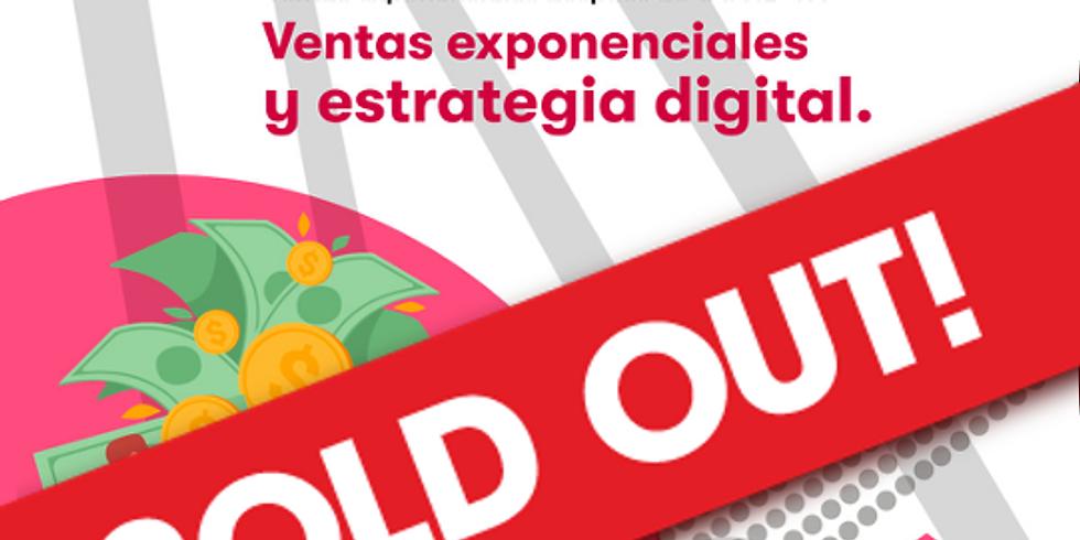 Masterclass  Ventas exponenciales y estrategia digital