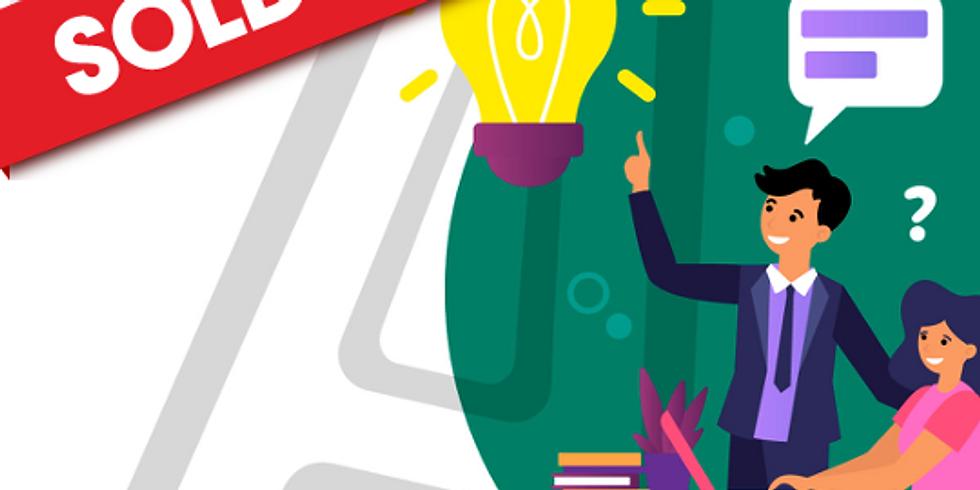 Design Thinking - habilidad para detectar problemáticas y diseñar soluciones rentables.