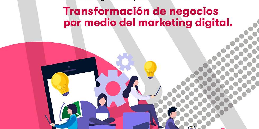 Marketing Digital 2.0 Transforma tu negocio