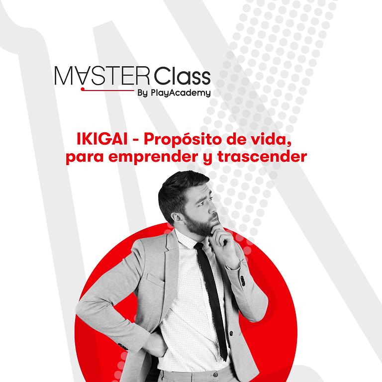 IKIGAI - Propósito de vida, para emprender y trascender