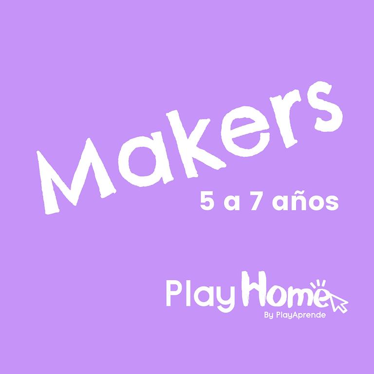 MAKERS - 5 a 7 años