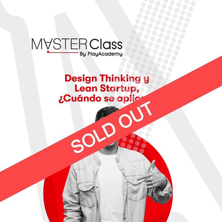 Design Thinking y Lean Startup, ¿Cuándo se aplican?
