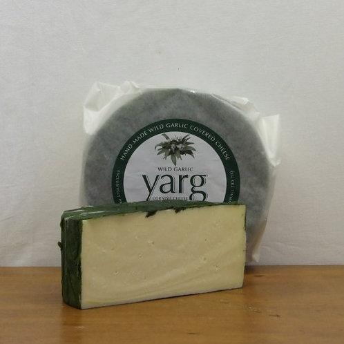Wild Garlic Yarg 180g